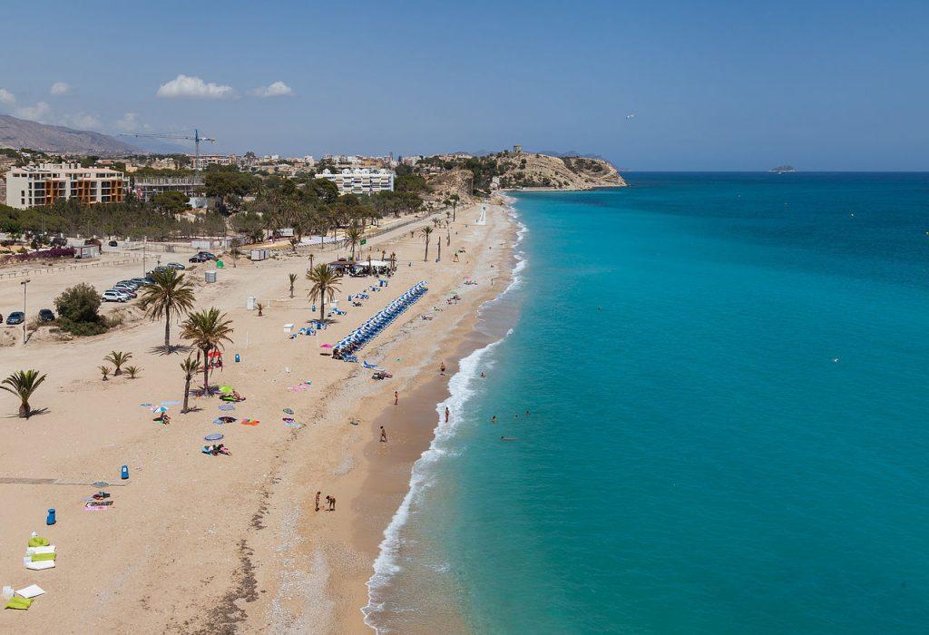 Playas de Villajoyosa y El Calpe