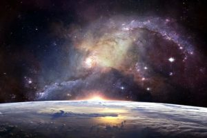 sistema planetario con posible vida