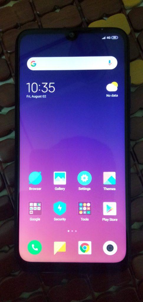 Redmi Note 7, ruge como un equipo de gama alta