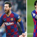 Messi se va del Barsa