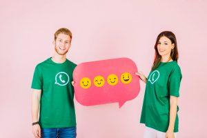 significados de los emojis en WhatsApp