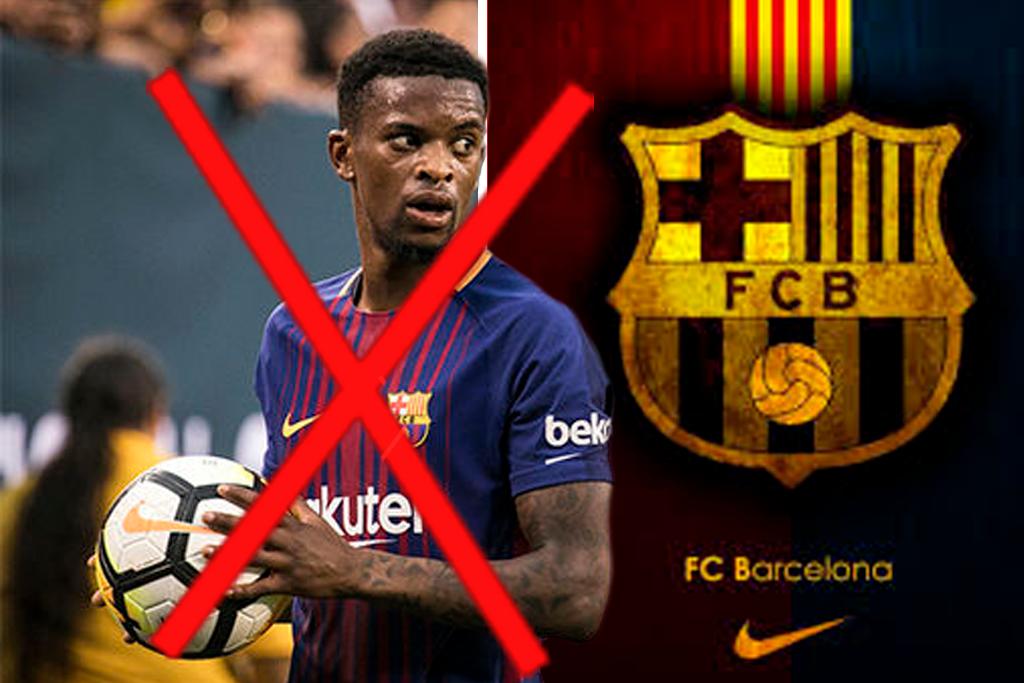 Semedo deja el Barcelona