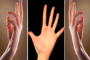 qué pueden decir las manos