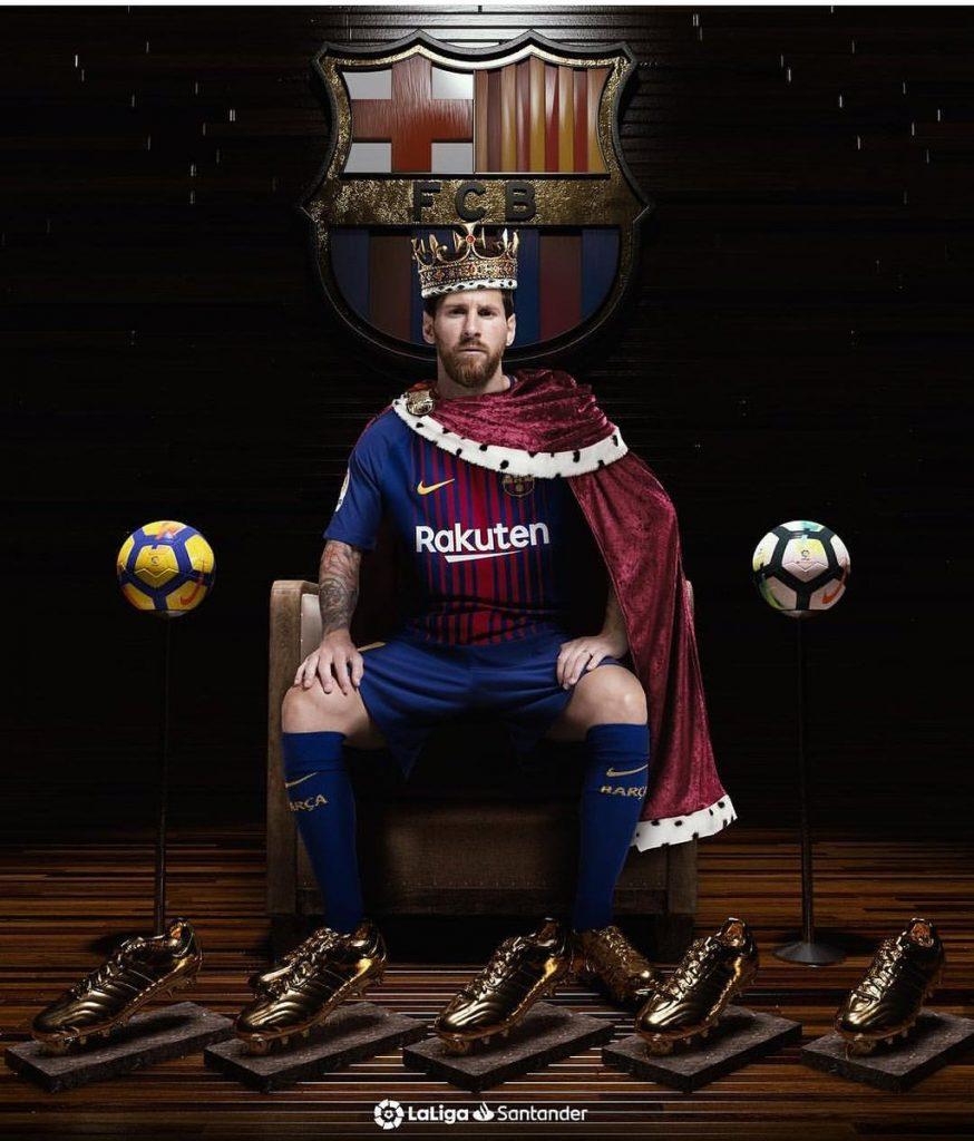 el mejor futbolista del mundo