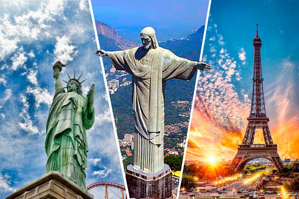 atracciones turísticas más visitadas del mundo