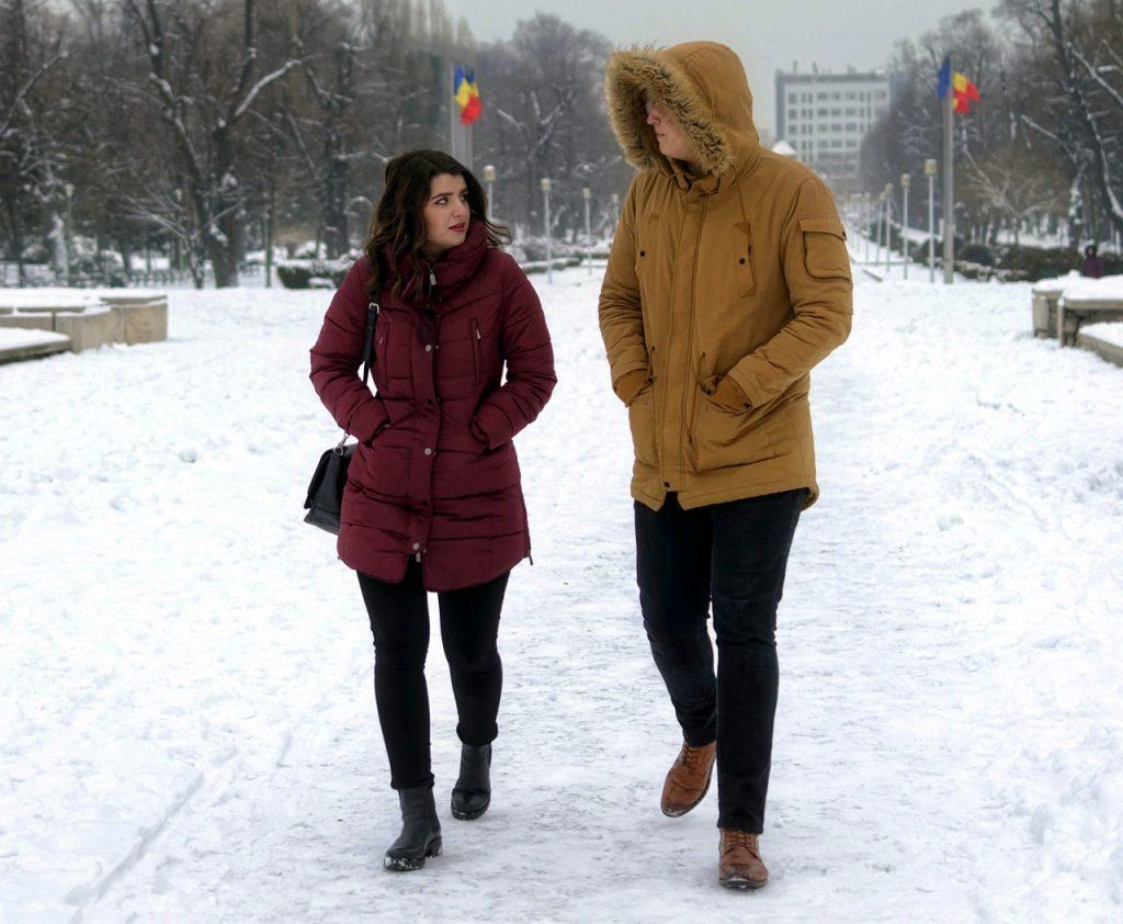 vestir bien en invierno