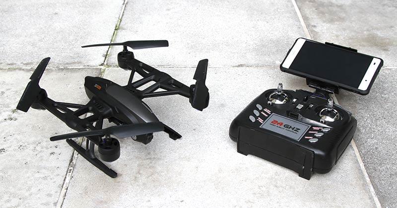 mejores y más baratos drones del mercado 2
