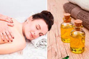 masaje relajante de cuerpo entero