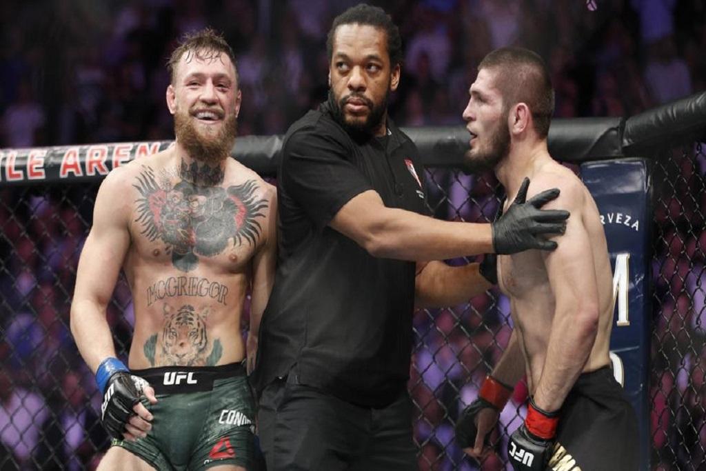 UFC todo o nada