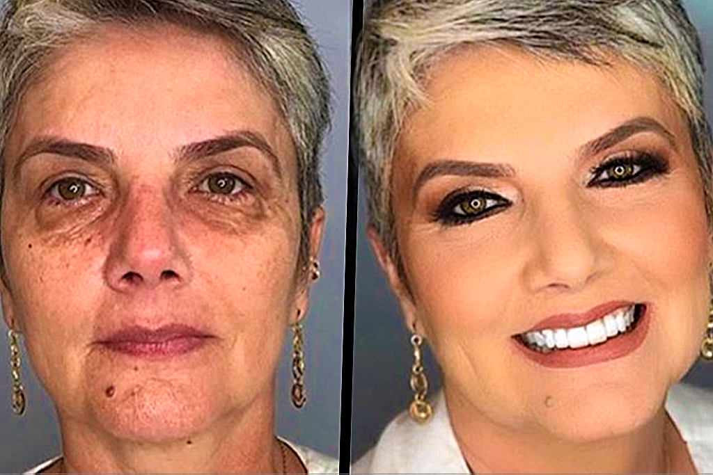 Usar el maquillaje