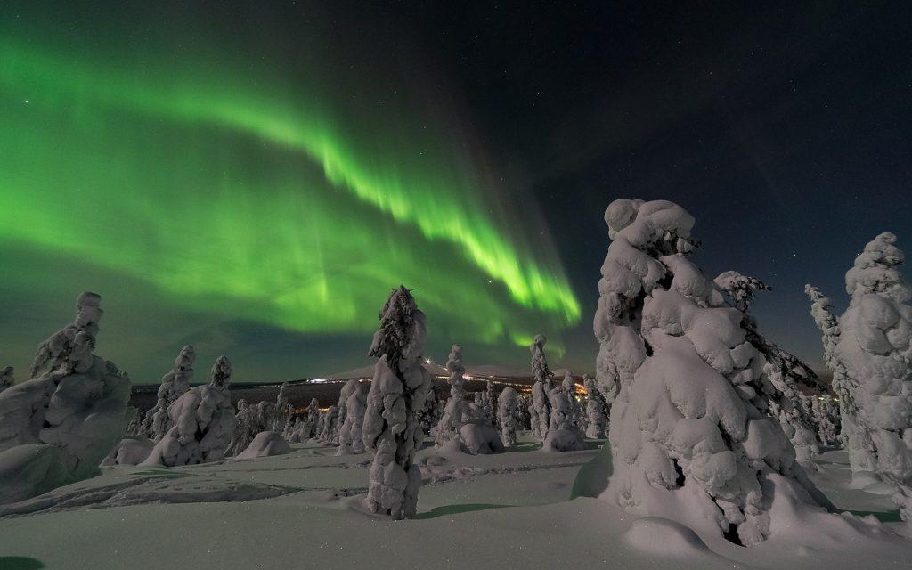 invierno en Finlandia 2