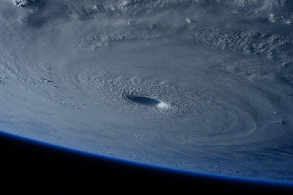 Cómo se forman los huracanes 1
