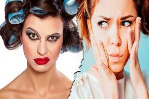 10 errores del maquillaje que te hacen parecer mayor