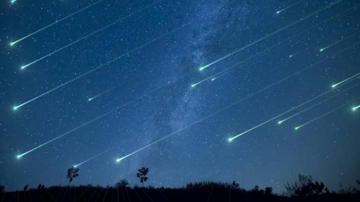 lluvias de meteoritos 5