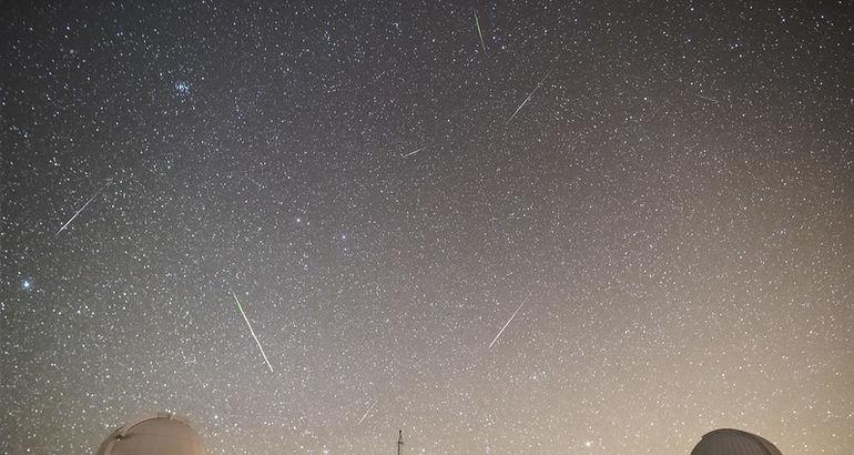 lluvias de meteoritos 2