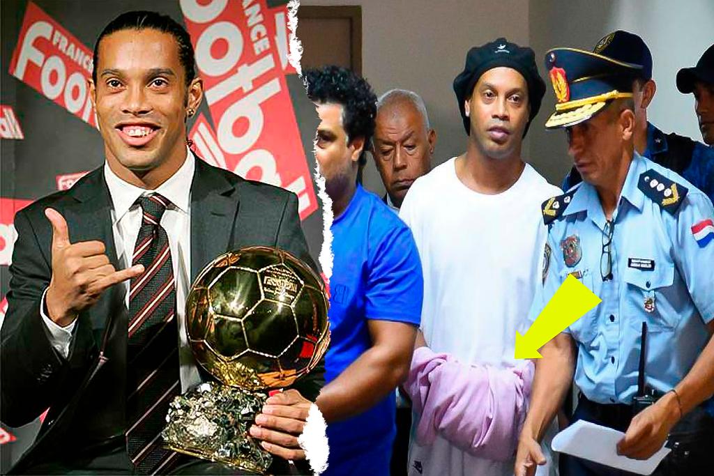 Futbolistas famosos que pasaron de ricos a pobres