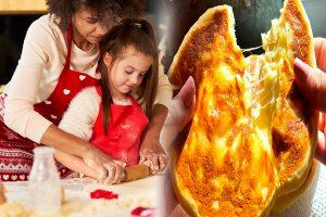 Secretos de la alta cocina Pan de queso sin horno