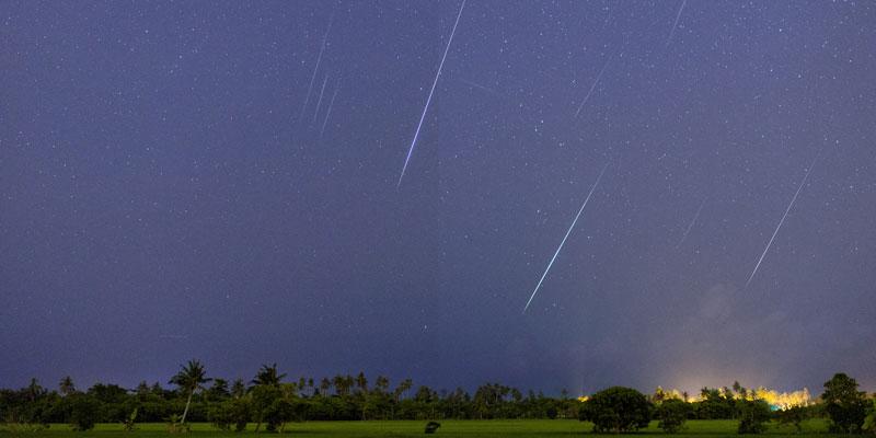 lluvias de meteoritos 7