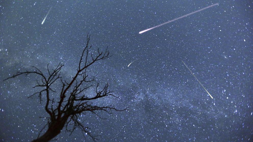 lluvias de meteoritos 4
