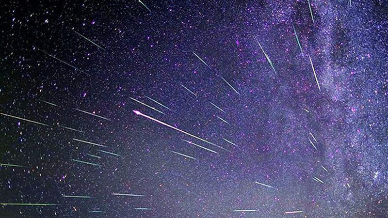 lluvias de meteoritos 3