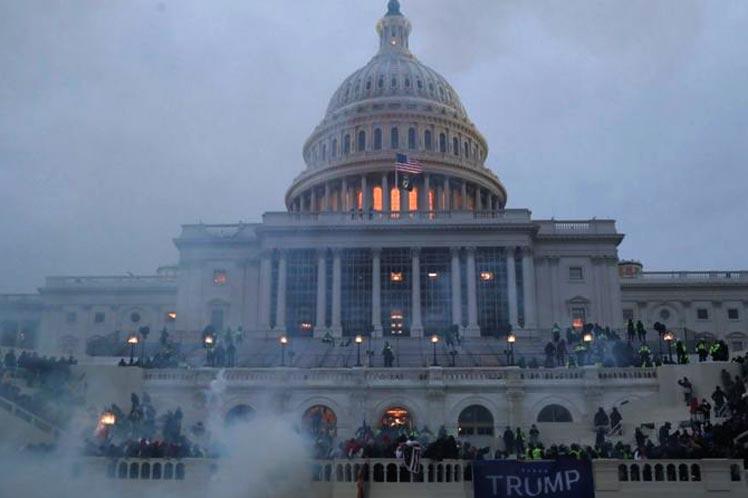 asalto al Capitolio de Washington 2