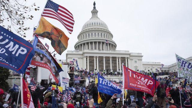 asalto al Capitolio de Washington 3