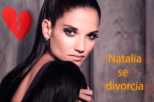 Confirma Natalia Jiménez que se divorcia de Daniel Trueba