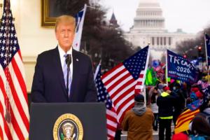 Decenas de detenidos tras el asalto al Capitolio de Washington