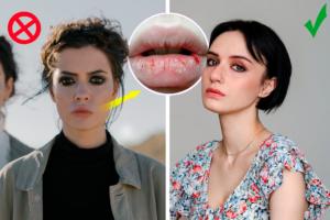 Esto es lo que dicen los labios de tu salud
