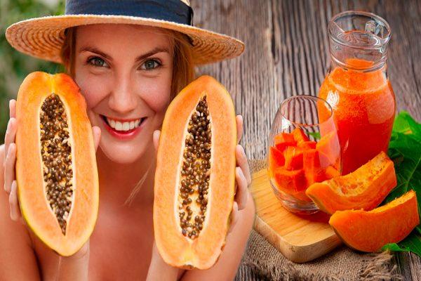 Impactantes beneficios que aporta la papaya para tu salud y tu calidad de vida