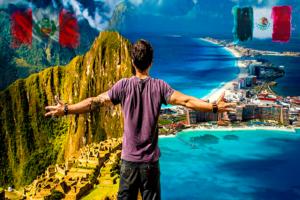 Países sudamericanos como destinos turísticos en tiempos de coronavirus