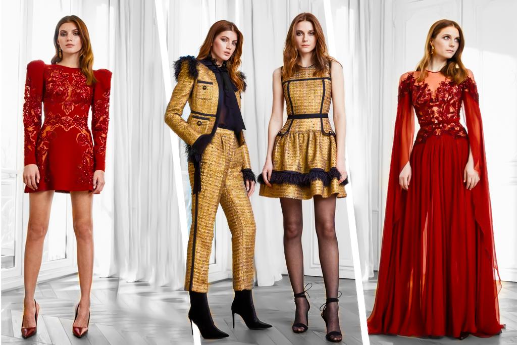las tendencias de la moda