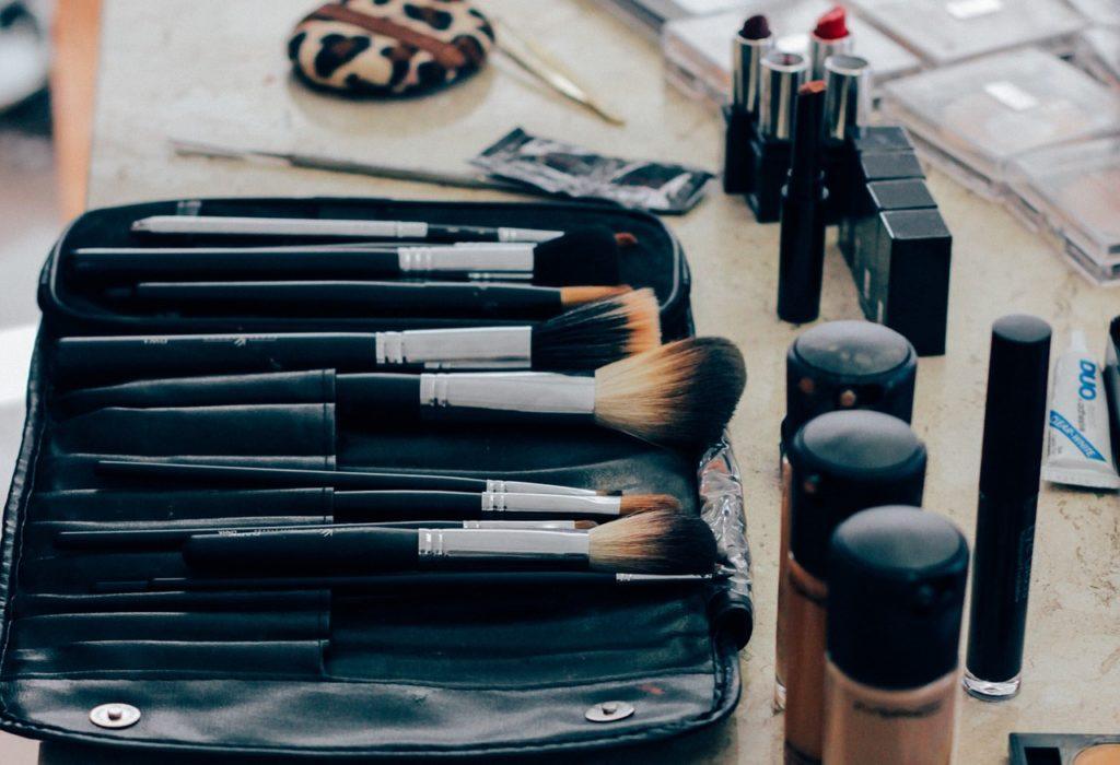 Cofre de maquillaje