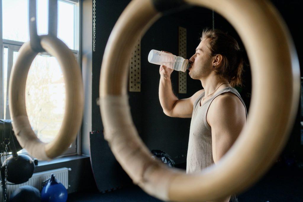 Mantenerte hidratado