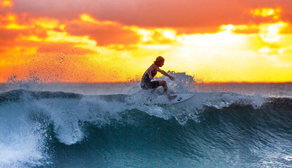 Principales habilidades del surf