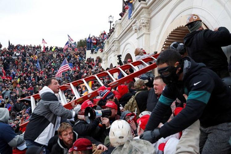 asalto al Capitolio de Washington 1