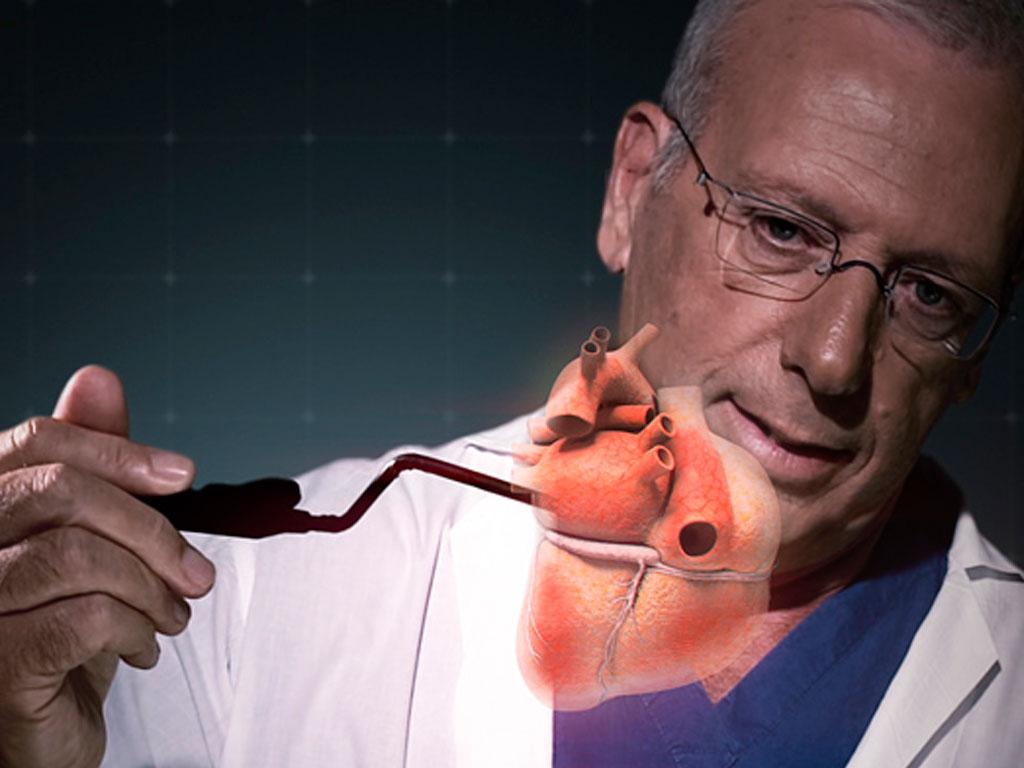 Holograma médico