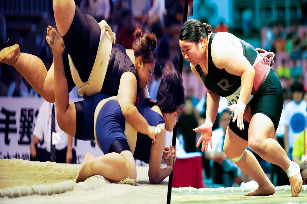 Lucha sumo