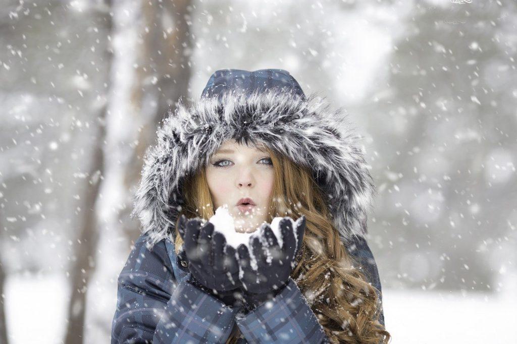 Protege la piel de un clima frío