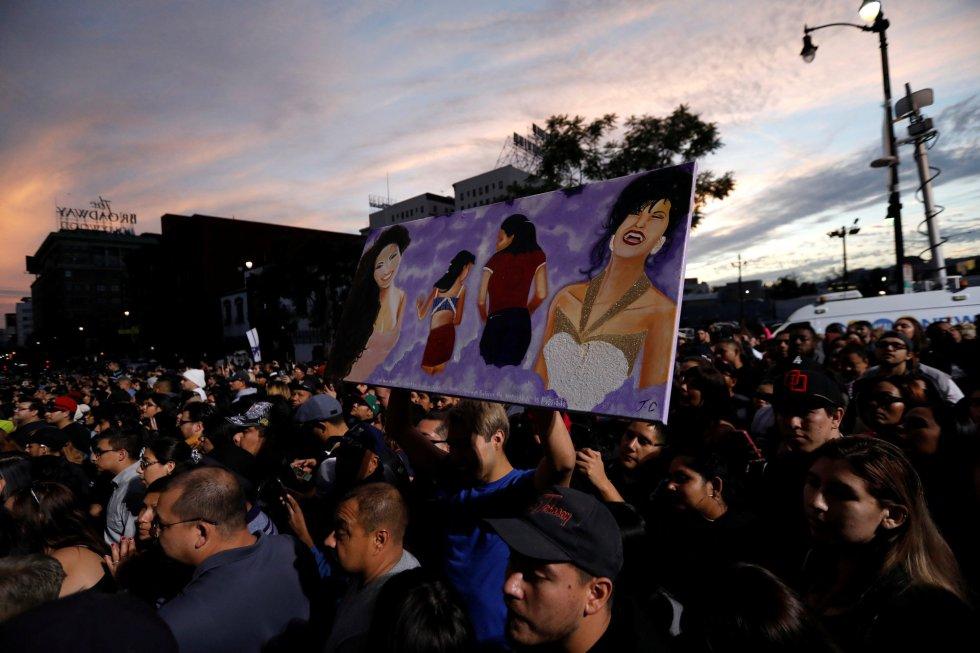 recuerdan a Selena Quintanilla 1