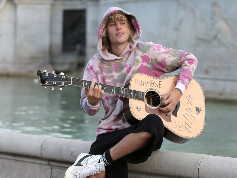 Justin Bieber confiesa 3