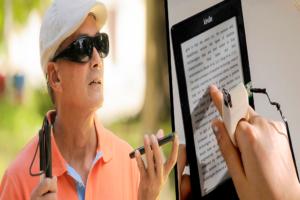 Desarrollo tecnologío para ayudar a personas con discapacidad visual