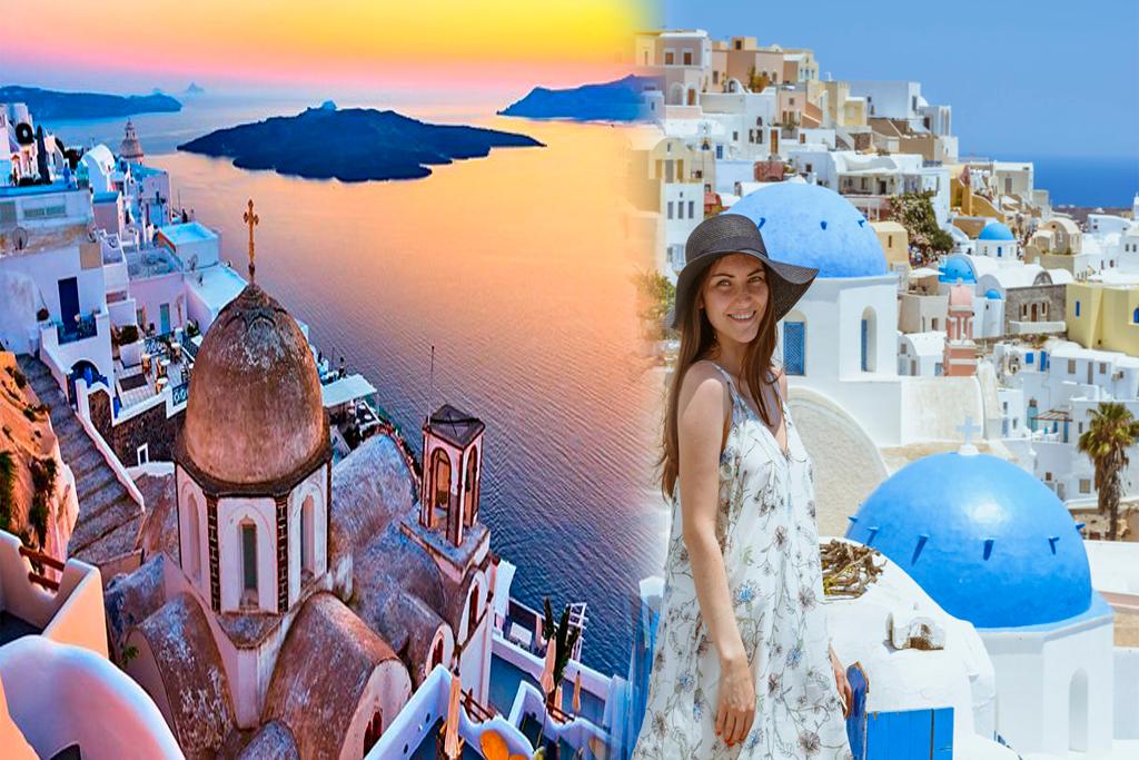 Visita Santorini, la isla más hermosa de Grecia