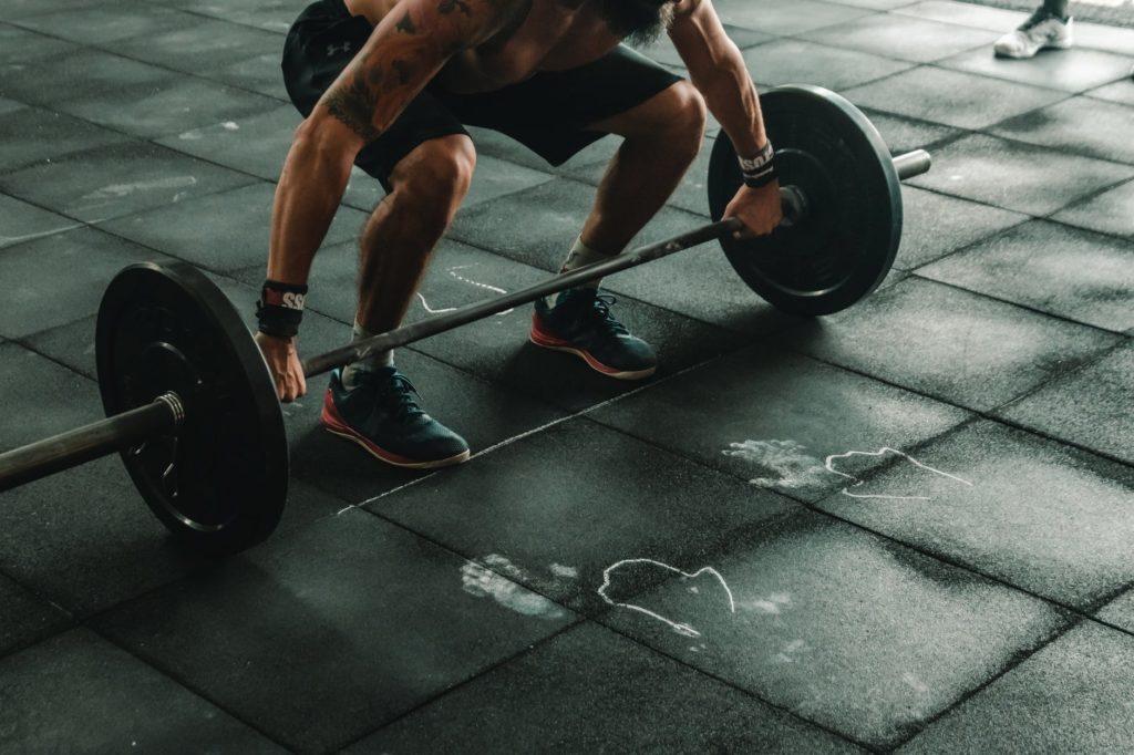 levantamiento de pesas 1
