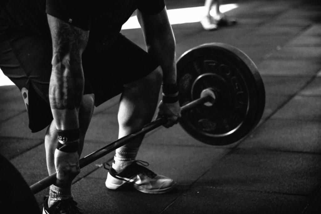 levantamiento de pesas 2