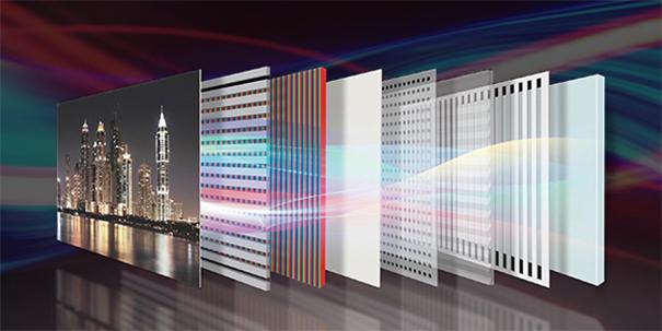 Tipos de pantallas 2