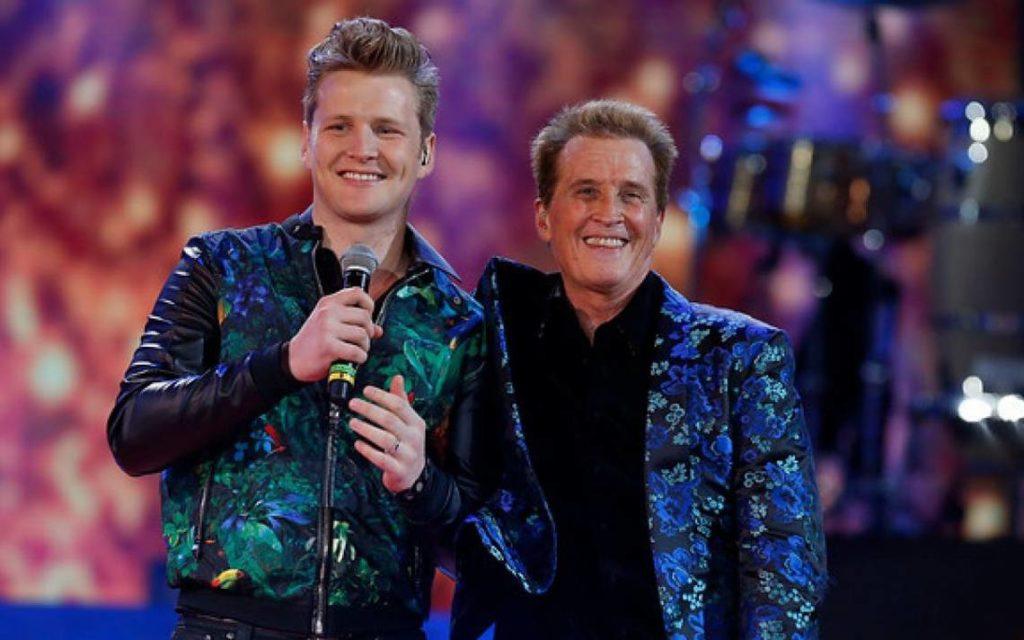 famosos que ya cantaron con sus hijos 3