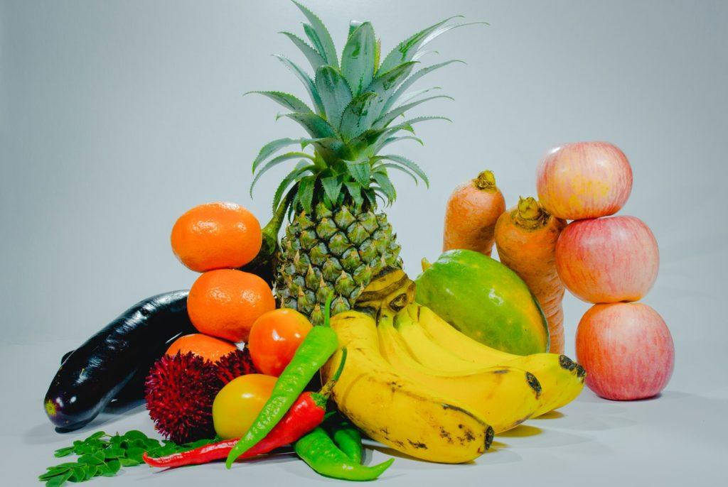 cantidad de nutrientes que necesita nuestro cuerpo