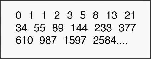 Sucesión de Fibonacci 4