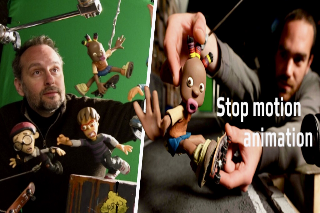 Stop motions